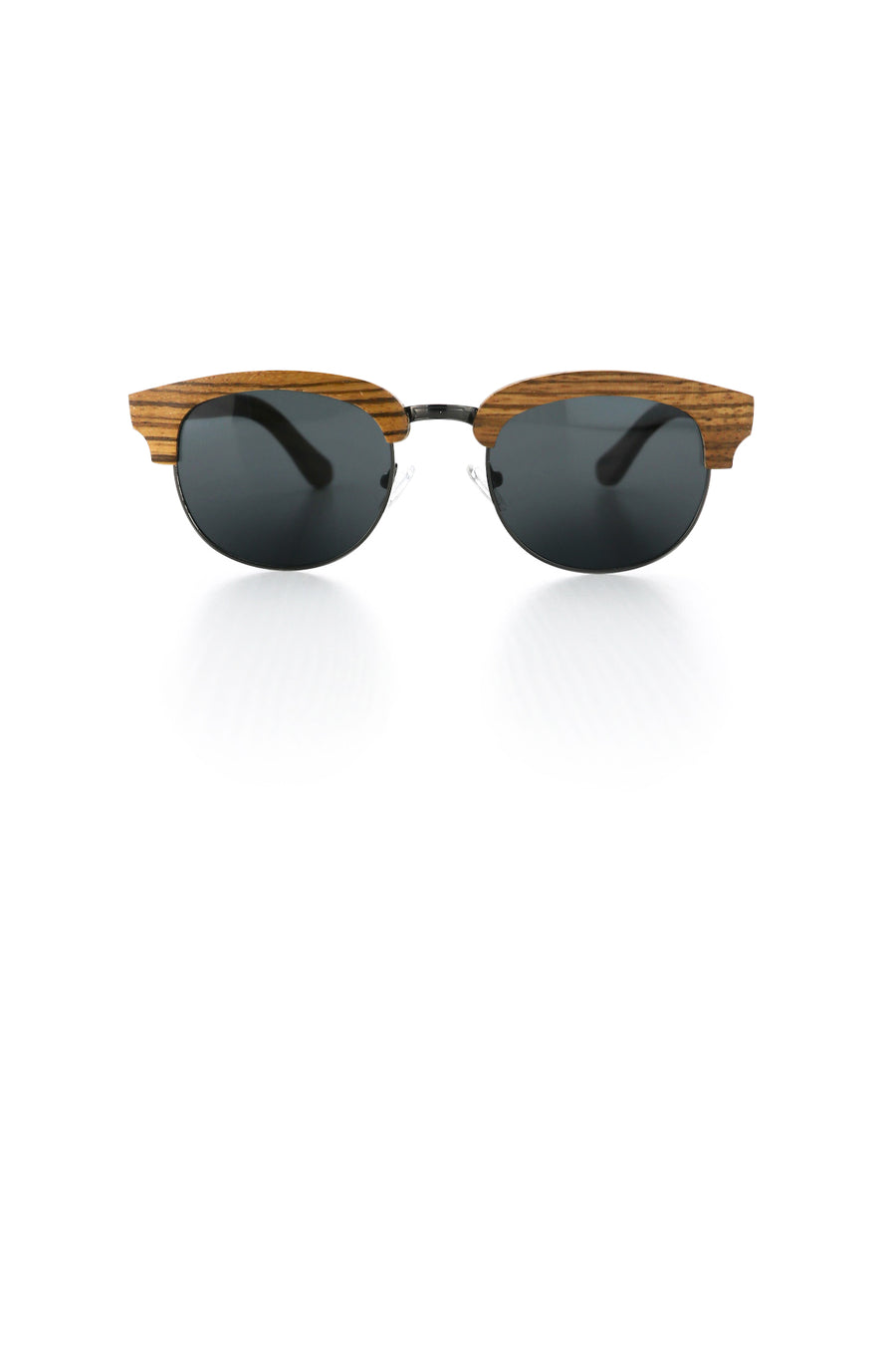 Brown Wood Sunglasses - Max Ted and Lemon