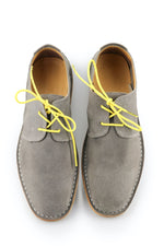 Yellow Shoe Laces - Lemon Yellow