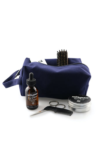 Milkman Grooming advanced beard care kit