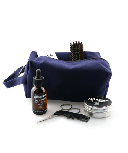 Advanced Beard Care Kit - Milkman Grooming
