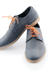 Orange Shoe Laces - Tangelo