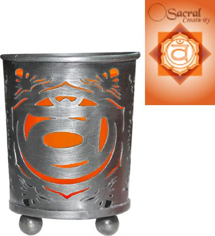 Orange (Sacral Chakra) Votive