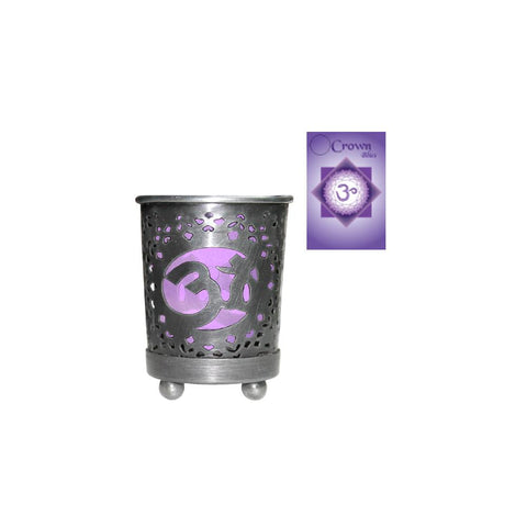 Purple (Crown Chakra) Votive