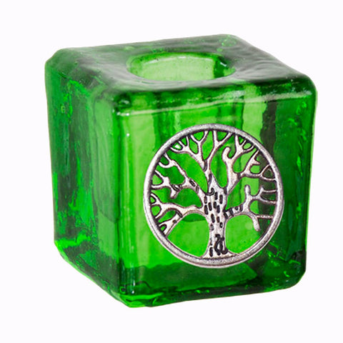 Tree Of Life Wish Candle Holder