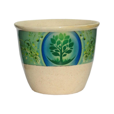 Ceramic Smudge Holder - Tree of Life (small)