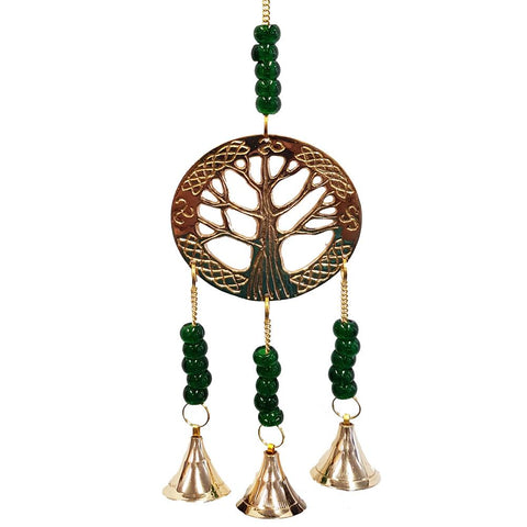 30 cm Brass Tree Of Life