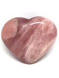 Rose Quartz Heart #447 - 11cm