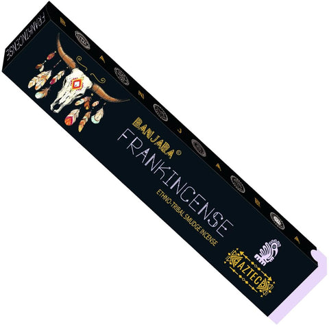 BANJARA Frankincense Tribal Smudge Incense 15g