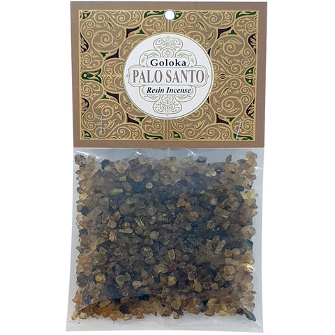 Goloka Palo Santo Resin Incense 30g