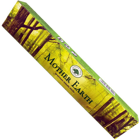 GREEN TREE Mother Earth Incense Sticks