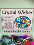 Safe Travel Crystal Wish Bag