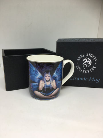 Anne Stokes Collection Ceramic Mug - Spell Weaver