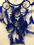Blue Dream Catcher 12cm