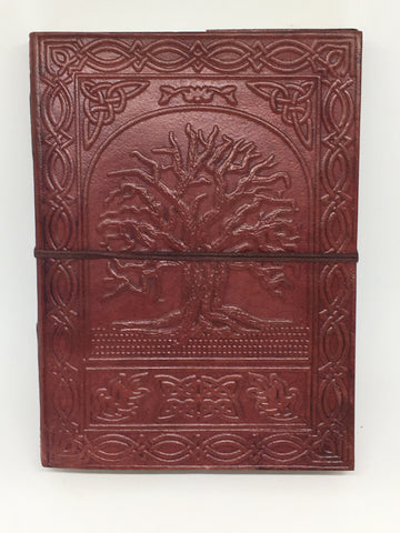 Tree of Life Notebook / Journal / Book of Shadows - Medium