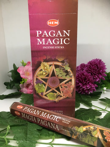 HEM Pagan Magic Incense Sticks