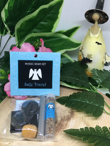 Magic Wish Kit - SAFE TRAVEL