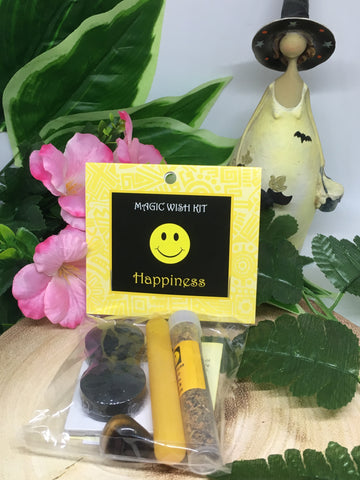 Magic Wish Kit - HAPPINESS