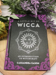 A Little Bit Of Wicca - Cassandra Eason