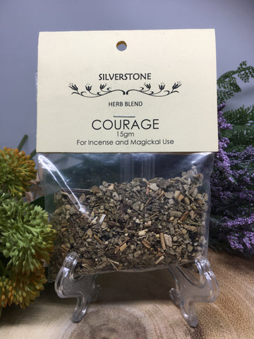 Magickal Herb Blend -COURAGE