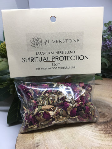 Magickal Herb Blend - SPIRITUAL PROTECTION
