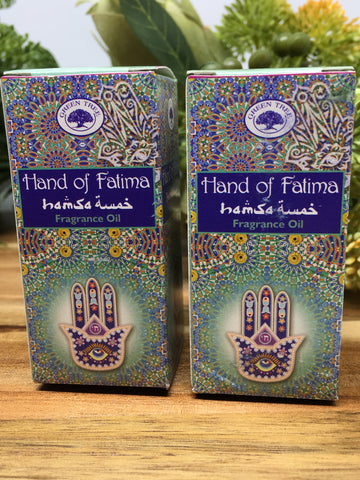 GREEN TREE Hand Of Fatima Fragrance Oil