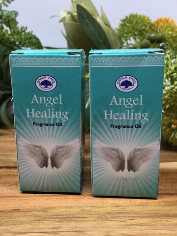 GREEN TREE Angel Healing Fragrance Oil