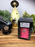 Love & Romance Spell Candle - Lyllith Dragonheart