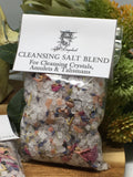 Cleansing Salt Blend - Lyllith Dragonheart