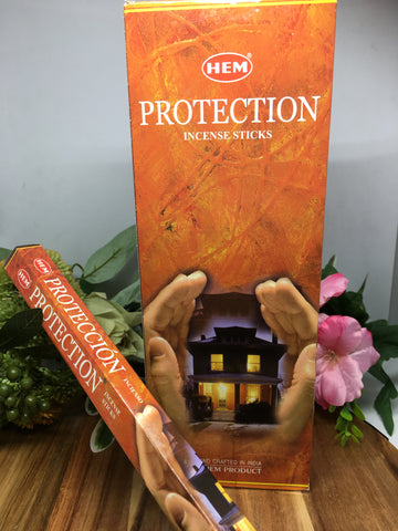 HEM Protection Incense Sticks