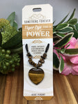 SOMETHING FOREVER - Heart Pendant Necklaces