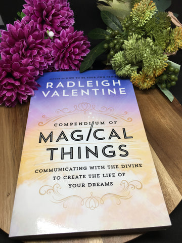 Compendium of Magical Things - Radleigh Valentine
