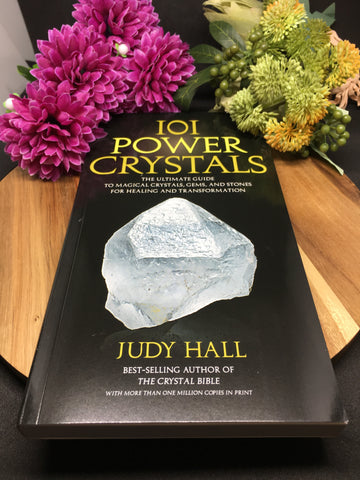 101 Power Crystals - Judy Hall