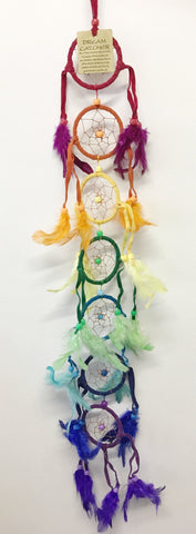 Chakra Dream Catcher 6cm