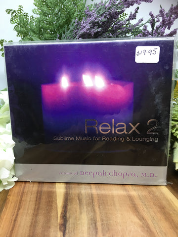 Relax 2 - Sublime music for reading & lounging