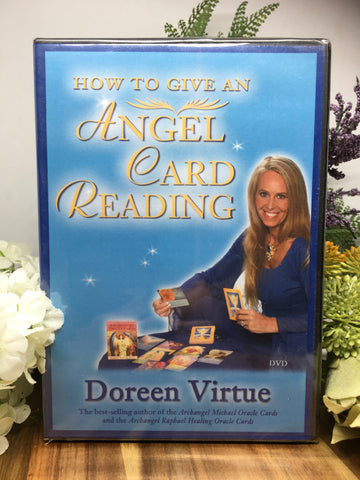 How To Give An Angel Card Reading - Doreen Virtue