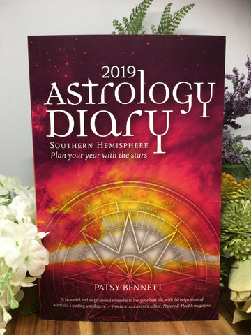 2019 Astrology Diary: Southern Hemisphere - Patsy Bennett