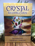 Crystal Reading Cards: The Healing Oracle - Rachelle Charman
