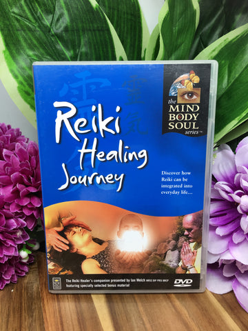 Reiki Healing Journey - The Mind Body Soul Series