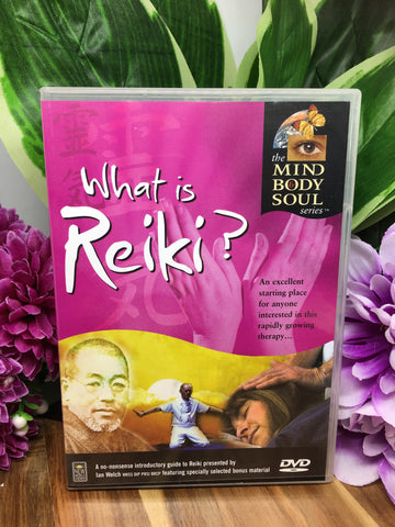 What Is Reiki - The Mind Body Soul Series