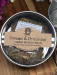 Lyllith Dragonheart - Dreams & Divination Herbal Incense Blend