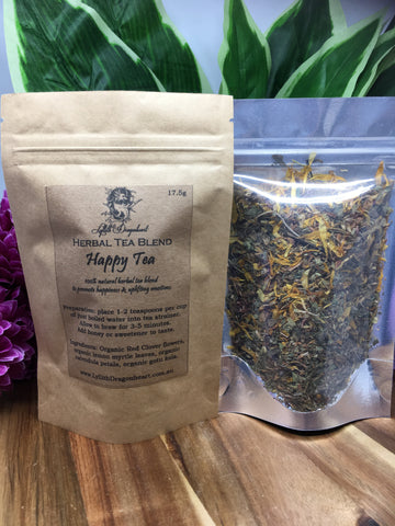 Lyllith Dragonheart - Organic Happy Tea