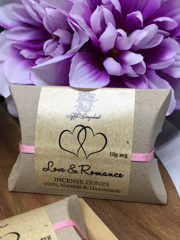 Lyllith Dragonheart Love & Romance - Incense Cones