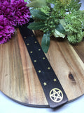 Black Incense Holder