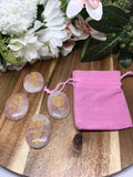 Rose Quartz Reiki Set