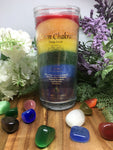 Scented Chakra Candle