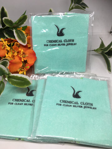 Silver Jewellery Cleaning Cloth