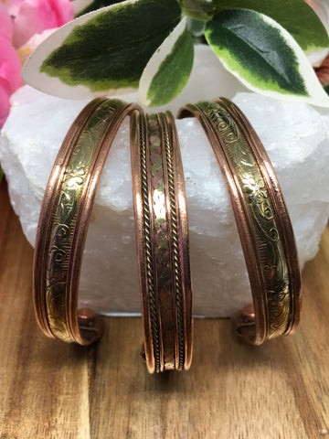 Healing Copper Magnetic Bracelet