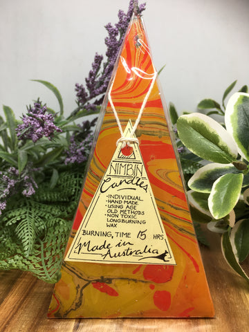 Marbled Mini Pyramid