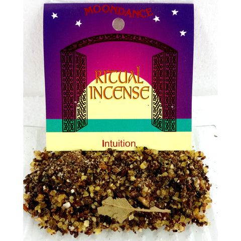 Ritual Incense Mix - INTUITION