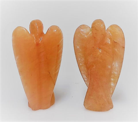Aventurine Red Angel 5cm